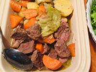 牛肉と野菜煮込み - みーこの日記