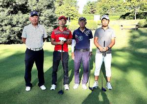 2019年度クラブ選手権 予選2日目 - 昇仙峡カントリークラブ