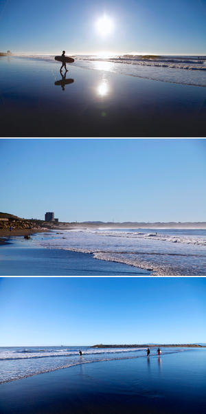2019/10/13(SUN) 台風一過の海辺は.........。 - SURF RESEARCH