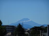 富士山と満月 - Magnolia Lane