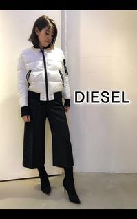 「DIESEL ディーゼル」新作ジャケット・パンツのご紹介です。 - UNIQUE SECOND BLOG