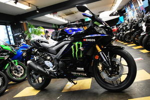 YZF-R3/R25 Monster Energy Yamaha MotoGP Edition - SCSブログ