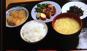 本日のお昼ご飯 - ミミのつぶやき(イエローガーデン金沢白山)