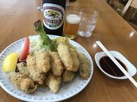 カキフライはじまりました!!(西八王子駅 洋食おがわ) - よく飲むオバチャン☆本日のメニュー