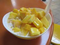 Tian Tian Wang Mei Shi マンゴてんこ盛りのかき氷! - よく飲むオバチャン☆本日のメニュー