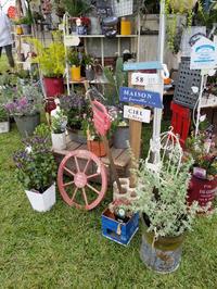 『toujours jardin,fukitei』さんです。 - nature marche in手づくりフェア広島