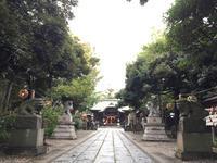 神社巡り『御朱印』⛩菊田神社 - ハタ坊(釣り・鳥撮・散歩)