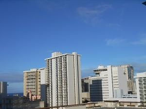 from paradise Hawaii