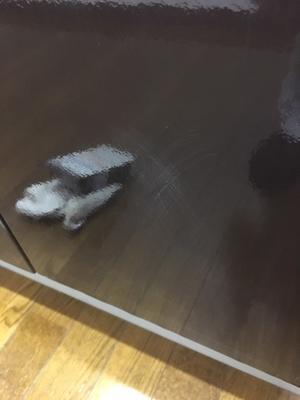 【施工事例】キッチン傷補修(調布市・4LDK・賃貸マンション) - エリアスのお役立ちブログ