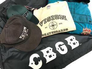 「 お勧めナイロンJKT & VISION STREET WEAR  」 - GIANT BABY    used&vintage clothing & culture & happy