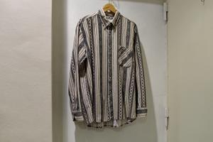 Cordinate with flannel shirt - biscco 2F  (仙台 古着屋 biscco)