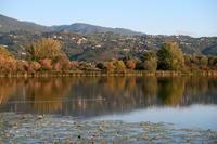 秋色の聖なる渓谷 - イタリア写真草子 Fotoblog da Perugia