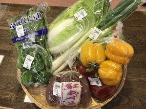 大洗まいわい市場 まいわい市場は本日も新鮮お野菜販売中! - わいわいまいわい-大洗まいわい市場公式ブログ