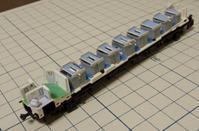 [鉄道模型/KATO]24系 寝台特急 日本海 をメイクアップする(4)オハネ24-15 - 新・日々の雑感