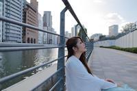 中之島公園 - この青い空を君にあげる
