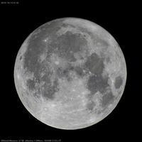 満月4時間半前 - 亜熱帯天文台ブログ