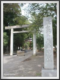 大前神社の社殿彫刻 - キルトとステッチ時々にゃんこ
