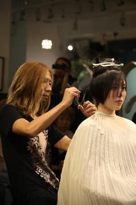 vol.121「桐井冬樹の仕事」 - Monthly Live    営業後の美容室での美容師による単独ライブ