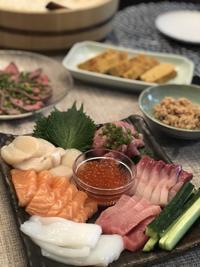 バンコクで手巻き寿司パーティー!バンコクで美味しいお刺身はどこだ⁉ - イロトリドリノ暮らし