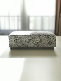 キャラメル包みの蓋の箱 - COTTONTAIL