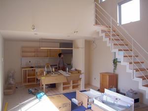 HOUSE-IH(宇都宮)はキッチン取付! - 島田博一建築設計室のWEEKLY  PHOTO / 栃木県 建築設計事務所