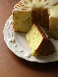 サツマイモとホワイトチョコのシフォンケーキ - Baking Daily@TM5