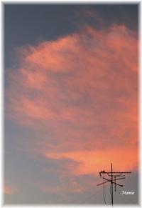 Sky and metal - おだやかに たのしく Que Sera Sera