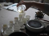 台湾茶の魅力を味わう - お茶をどうぞ♪