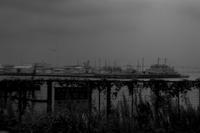 風力発電機基地 - 散歩と写真