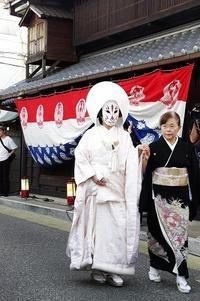 尾張津島のお月見灯路 - 日本の原風景を訪ねて・・