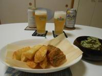 奥様eだけビール飲んでます。 - のび丸亭の「奥様ごはんですよ」日本ワインと日々の料理