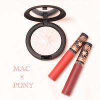 MAC × PONY…タロットカードでメイクを占う♡ - miiのゆるゆる日記