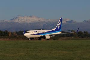 迫る白の季節 - TS AIRLINES Photo-Blog