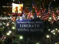 香港で13万人が集会米国に「香港人権法案」早期成立求める - 渡部あつし