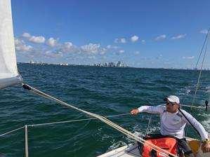 2019年J/24世界選手権?5日目? - Siesta Sailing Team