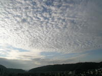 うろこ雲 - そ~ら、みてごらん
