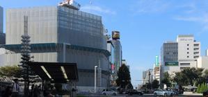 (仮称)日本生命栄町ビル - 名古屋駅前の風景