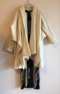Fendi coat - carboots