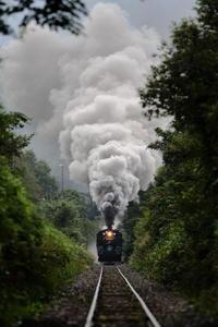 広がる煙 - 蒸気屋が贈る日々の写真-exciteVer