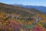 秋の乗鞍岳/位ヶ原起点8の字状周回 - そらいろのパレット