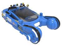 parallel import / Blade Runner Police Spinner Vehicle Ornament - 下呂温泉 留之助商店 入荷新着情報
