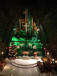 クリスマス♪ - 箱根の森高原教会  WEDDING BLOG