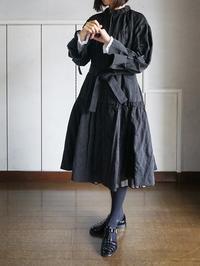 ドレスライクなスタイルコート・タフタコート - 美人レッスン帳 BELA VISTA編