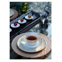 お茶の時間 - カエルのバヴァルダージュな時間