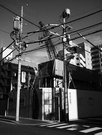 工事現場 - 節操のない写真館