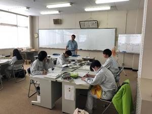 資格取得に向けて - 青森技専校の訓練日誌