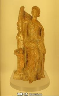 小アジアのミリアのアフロディーテー小像 - 日刊ギリシャ檸檬の森 古代都市を行くタイムトラベラー
