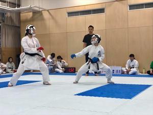 神奈川遠征 2019秋 - 大阪学芸 空手道応援ブログ