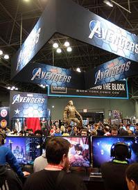 NYCC2019、米国ゲーム業界、激動の1年を反映するゲーム関連ブースいろいろ - ニューヨークの遊び方