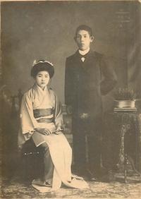 父方祖父母・竹二夫妻と教会の歴史byモニカ - 海峡web版